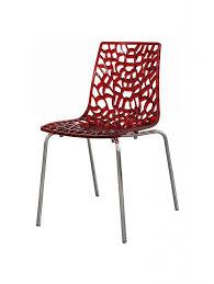 Chaise Design Transparente Pas Cher by Chaises Polycarbonate Pas Cher Chaise De Jardin En Polycarbonate