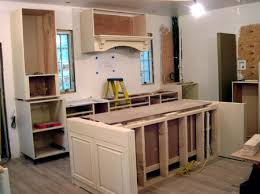 Installation Of Kitchen Cabinets by The Kitchen Comes To Life Old House My House