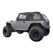 jeep wrangler 4 door top bowless top black jeep wrangler jk 2007 2017