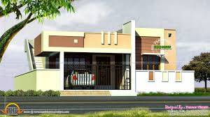 Small Tamilnadu Style House Kerala Home Design And Floor Plans