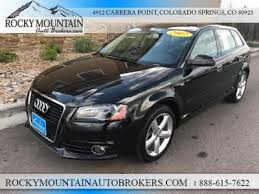 audi colorado springs and used audi a3 in colorado springs co auto com