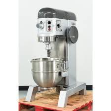 used hobart h 600 60 qt 1 hp dough mixer 22871