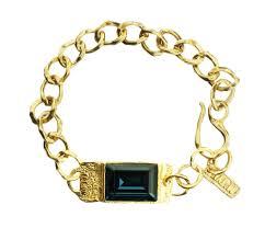 swarovski crystal gold plated bracelet images Bracelets klossey jewelry jpg