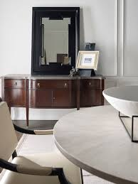 Glen Eagle Secretary Desk by Darryl Carter This Room Scene Features The Avondale Sideboard