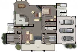 Detached Garage Floor Plans by Two Story Detached Garage Plans Bolukuk Us