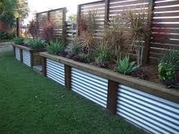 best 25 corrugated metal fence ideas on pinterest metal fence