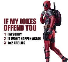 Funny Deadpool Memes - deadpool puns