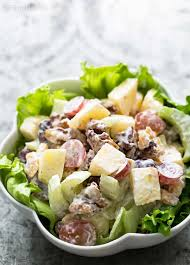 waldorf salad recipe simplyrecipes com