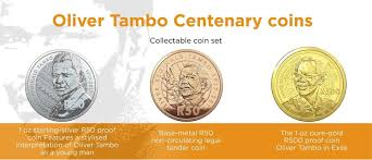 reserve bank releases new coin to honour or tambo