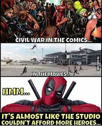 Funny Deadpool Memes - 16 saucy deadpool memes to pump you up for the sequel memebase