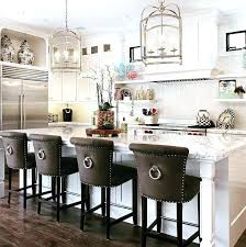 kitchen island and stools chairs for kitchen island kitchen island stool height size