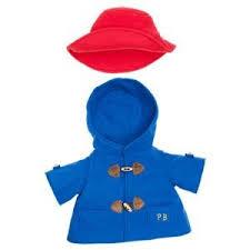 paddington clothes paddington coat and hat