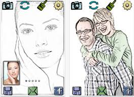 convert your photos into sketches u2013 sketch me app for android