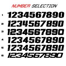 motocross bike numbers split designs co
