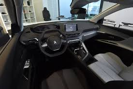 peugeot 3008 2016 interior from mpv to suv designing the new peugeot 3008 pictures