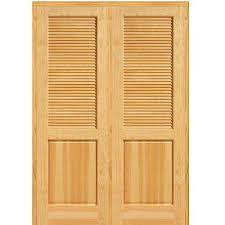 louvered doors home depot interior 60 x 80 doors interior closet doors the home depot