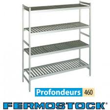 etagere pour chambre froide rayonnage chambre froide
