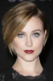 short hairstyles your a list inspiration girls face shapes and