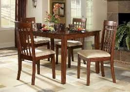 Mahogany Canada Dining Seat Cushion Chair Rectangular Square Table - Teak dining room chairs canada