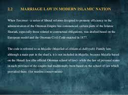 Ottoman Empire Laws Family Issues Ottoman Empire