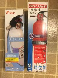 First Alert Kitchen Fire Extinguisher by The Toaster The Flaming Pop Tart And How I Used A Fire Extinguisher