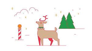 christmas reindeer reindeer free vector 4099 free downloads