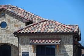 Mediterranean Roof Tile Interlocking Roof Tile Concrete Red Mediterranean Cat U0027s
