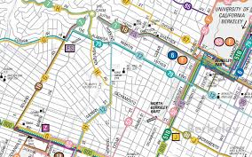 Sf Bart Map Northbrae Duplex U2014 Near Monterey Market Shops Bart U0026 Bus To San
