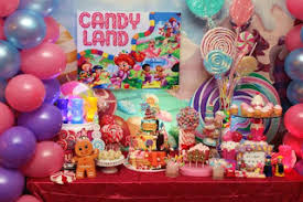 candyland theme delhi birthday planner candy land theme party idea