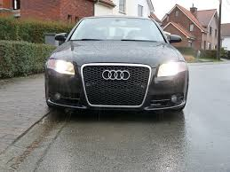 audi aftermarket grill how to fit an rs6 grille on a b7 a4 s4 or rs4 all mesh no
