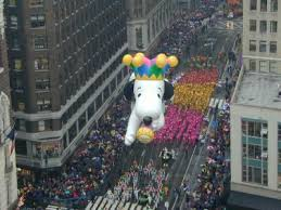 macy s thanksgiving day parade images