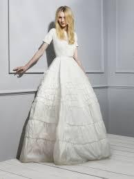 wedding dresses designer 8 posh designer wedding dresses that don t look like
