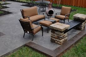 Stain Concrete Patio Yourself How To Stain Concrete Patio Yourself Home Design Ideas