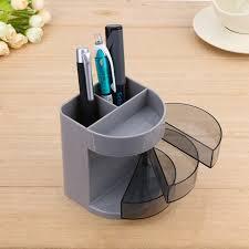 rangement stylo bureau fournitures scolaires de bureau porte stylo multifonctions boîte de
