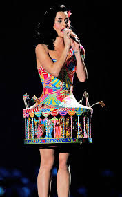 katy perry costume horsing around from katy perry s concert costumes e news