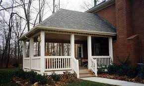 screened porch build services u2013 deck masters of columbus