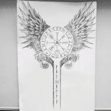 the 25 best celtic raven tattoo ideas on pinterest viking