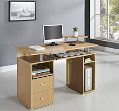 Desk With Computer Storage Office Table Office Desk And Storage Office Desk With Computer