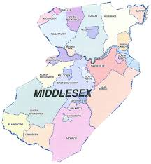 New Jersey Area Code Map Burlington County Municipalities Map Nj Italian Heritage Commission