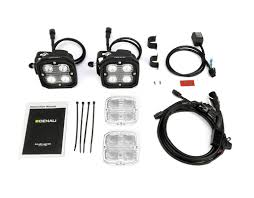 denali 2 0 d4 trioptic led light kit with datadim technology