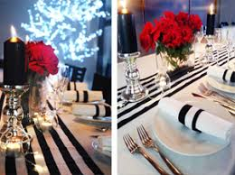 black white striped table runner black white stripe table runners and accessories for hire for