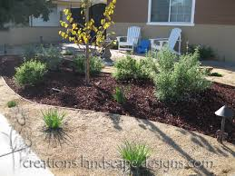 Backyard Makeover Ideas Diy Diy Yard Makeover Front Before And After With Drought Tolerant