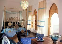 Moroccan Inspired Curtains Sumptuous Moroccan Themed Bedroom Designs Rilane