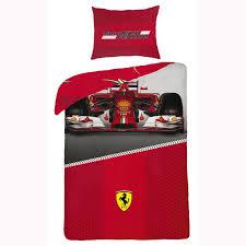 Bedding Cover Sets by Official Ferrari Design Duvet Cover Sets Boys Bedroom Bedding