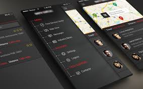 application ui design 34 iphone app ui designs for inspiration