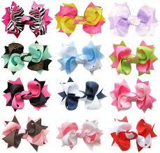 how to make a hair bow easy best 25 easy hair bows ideas on diy bow diy hair