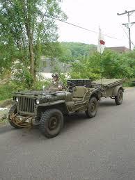 bantam jeep trailer 1942 bantam trailer