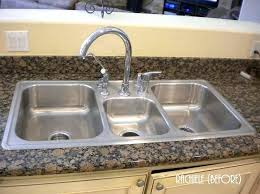 top mount stainless steel sink top mount farmhouse kitchen sink oliveri kitchen sinks bunnings