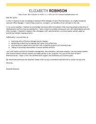 sample cover letter administrative assistant administrative