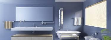 wandfarben badezimmer die richtige farbe fürs bad